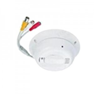 4 in 1 1080P 2MP 3.7mm Fixed Smoke Detector Camera (19s74)