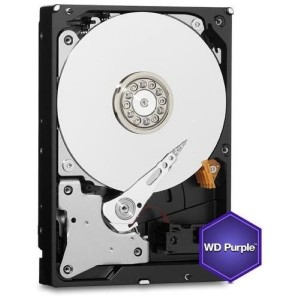 "Western Digital 3.5"" 4TB Purple"