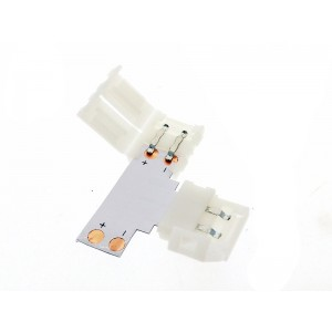 2 Pin strip PCB T-coupler (4pcs)