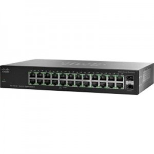 Cisco SG102-24 Compact 24-Port Gigabit Switch