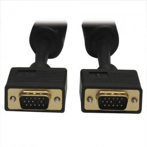 VGA HD15 MM Cable 10ft