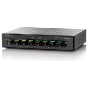 Cisco SG100D-08-NA 8 Port Gigabit Switch