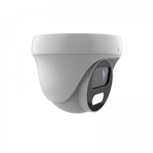 4 in 1 1080P 2MP 2.8mm Fixed Lens Full Color Dome Camera (44s91)