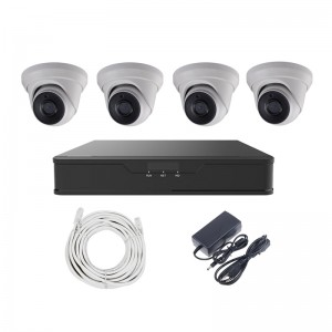 5MP 4CH NVR Package
