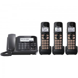 Panasonic KX-TG4773B Expandable Phone