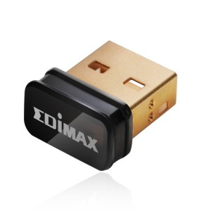 Edimax 150 Mbps Wireless 11n Nano Size USB Adapter