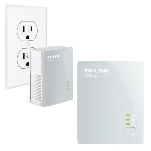 TP-LINK AV500 Powerline Adapter Kit