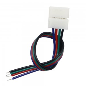 4 Pin strip A4P cable (4pcs)