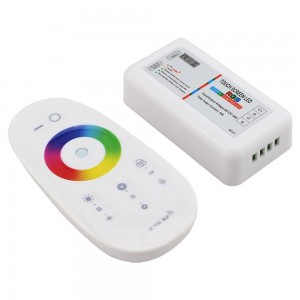 LED RGBW Controller + Remote