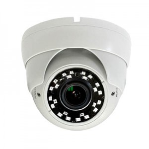 HD-SDI 1080P 2.1MP 2.8-12mm Varifocal Lens 36IR Dome Camera (86s09w)