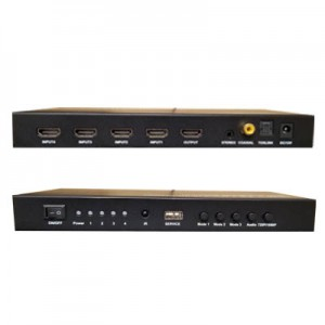 HDMI Quad Multi-viewer 4X1