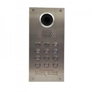 Video Intercom Up to 32 Units