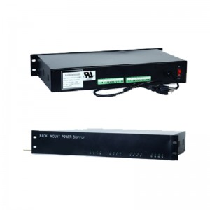 "SF 19"" Rack DVR 16CH Power 12V 20A"