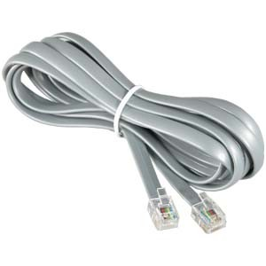 RJ12 Reverse Cable 7ft